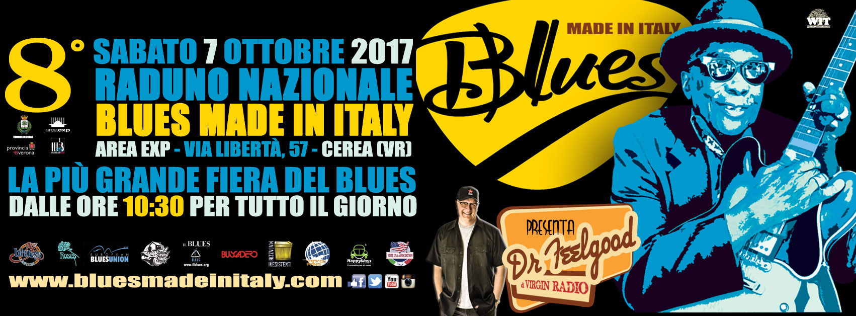 Blues Made in Italy 2017